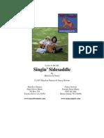 Singin' Sidesaddle CD Lyrics