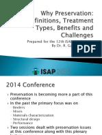 ISAP-2014_Plenary-4_Gary-Hicks_Preservation.pdf