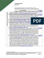 MemoCirc15 2008 Normas e Procedimentos