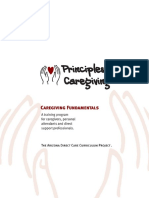 Principles of Caregiving