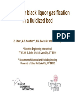 8.8.Chen-Model for Gasification in Fluidized Bed