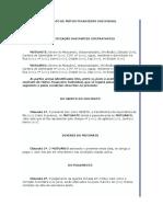 Contrato de Mútuo Financeiro Individual