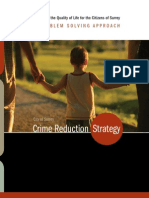 Surrey Crime Reduction Strategy