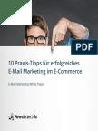 10 Tipps Zum Newsletter Erstellen-Whitepaper-2014