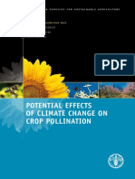 (45) FAO - Potential Effects of Climate Change on Crop Pollination