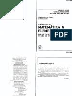 (Resolução) Fundamentos de Matemática Elementar Vol.8 (1)