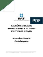 Manual Del Contribuyente SAT México