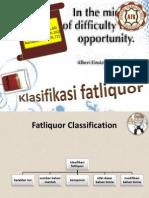 Klasifikasi Fatliquor New