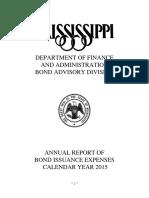Bond Report Combined 2015