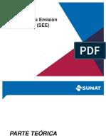 Comprobantes Pago Electronicos - SUNAT