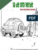 Articulo Divulgación Una Mina de Oro Verde Por Karen Velasco Guzmán