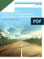 Iso 9001 2015 Guidance Document Ok!