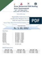 Ishan Bose Pyne Chess Tournament (1)