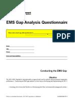 i So 14001 Gap Analysis Toolkit
