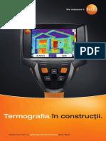 Termografia in Constructii