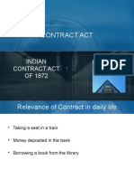 Contract Act- Red Content