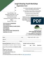 Gt s Registration Form