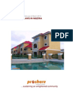 2010 Feb & Mar - Housing Laws in Nigeria