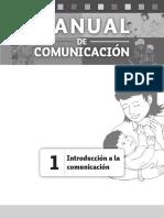 1 Manual de Comunicación - Introducción