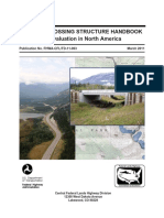 WILDLIFE CROSSING STRUCTURE HANDBOOK -  Design and Evaluation in North America