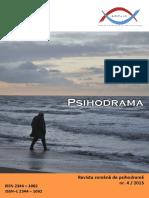 Revista de Psihodrama Nr 4 20151