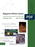 Rapporto Rifiuti Urbani 2014_ispra