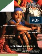 Choir Magazine Q4 2009