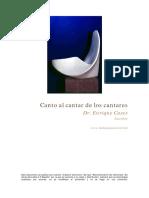 118 Canto Al Cantar de Los Cantares Fin