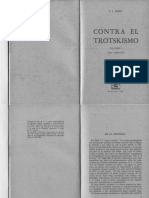 V. I. Lenin - Contra El Trostkismo Tomo I