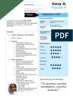 Curriculum Vitae c