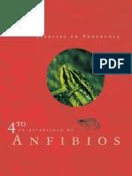 Anfibios - Libro Rojo de la Fauna Venezolana