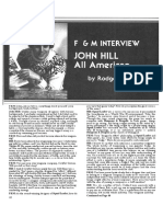 Fire & Movement Interview John Hill