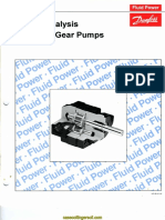 Failure Analysis of Hydraulic Gear Pumps Manual - Danfoss