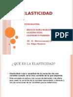 Diapositivas de La Elasticidad 3er Ciclo b[1]