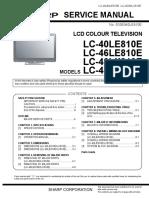 LC-40LE810E