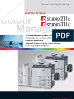 Catalogo e-STUDIO 211c-311c