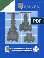 Cvc Steel Valvulas Lunkenheimer