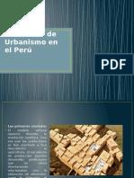 Proceso de Urbanismo en El Peru