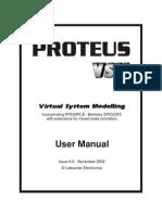 Manual de Proteus Vsm