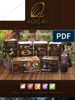 Xocai Healthy Chocolate-Company Introduction