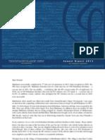 Dakshana Report 2013