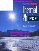 An Intro to Thermal Physics