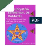 La búsqueda espiritual de Ramatel