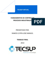 FUNDAMENTOS DE CONTROL DE PROCESOS INDUSTRIALES .PDF CONTROL -I