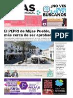 Mijas Semanal nº669 Del 15 al 21 de enero de 2016