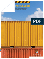 Destination Sustainability Reducing Greenhouse Gas Emissions From Freight