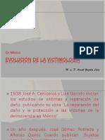 Evolución de La Victimología en Mexico
