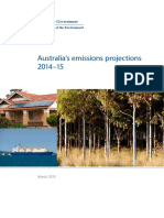 Australia's Emissions Projections 2014 15