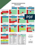 Kalender Pendidikan Provinsi Jawa Barat 2015 2016