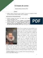 FEROS, Antonio. El Duque de Lerma Realeza y Privanza en La España de Felipe III (Reseña)